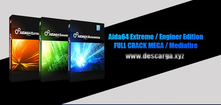 AIDA64 Extreme, Engineer Edition Full descarga Crack download, free, gratis, serial, keygen, licencia, patch, activado, activate, free, mega, mediafire