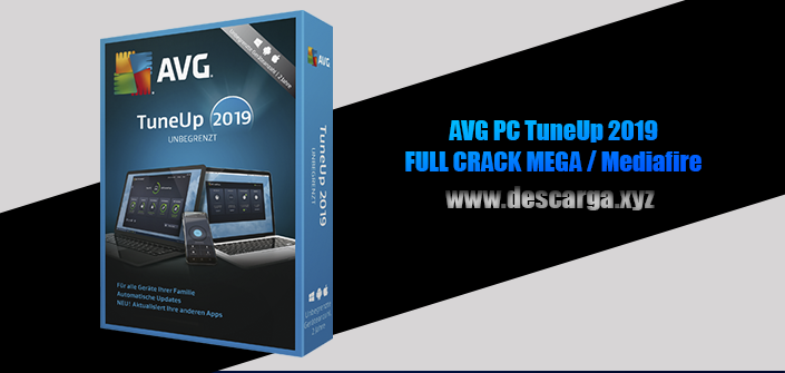 AVG PC TuneUp 2019 Full descarga Crack download, free, gratis, serial, keygen, licencia, patch, activado, activate, free, mega, mediafire