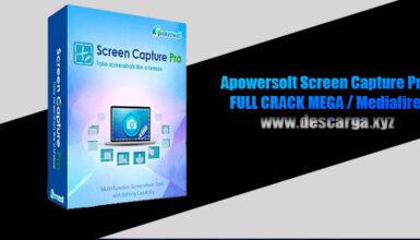 Apowersoft Screen Capture Pro Full descarga MEGA Crack download, free, gratis, serial, keygen, licencia, patch, activado, activate, free, mega, mediafire