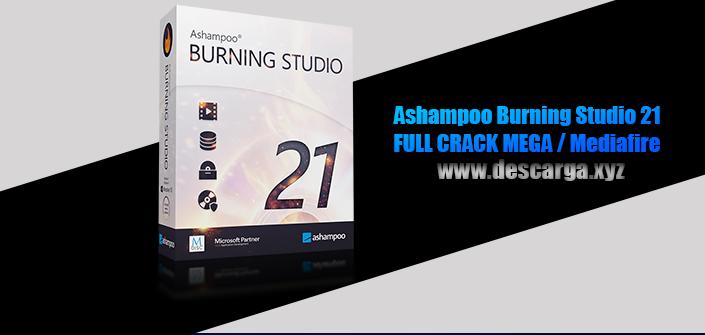 Ashampoo Burning Studio 21 Full descarga MEGA Crack download, free, gratis, serial, keygen, licencia, patch, activado, activate, free, mega, mediafire