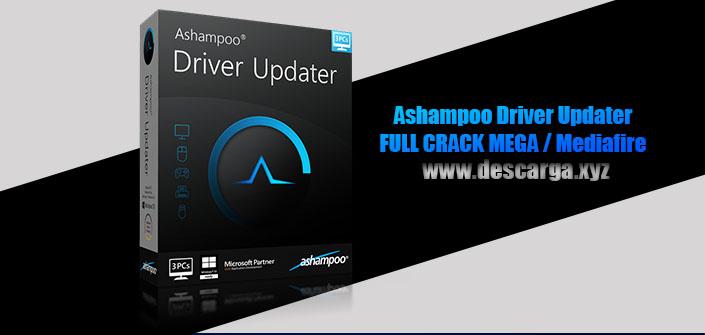 Ashampoo Driver Updater Full descarga MEGA Crack download, free, gratis, serial, keygen, licencia, patch, activado, activate, free, mega, mediafire