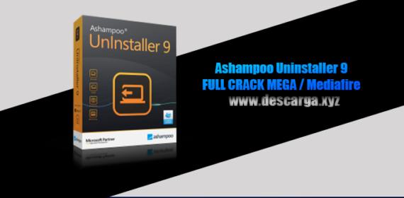 Ashampoo Uninstaller 10 Full descarga Crack download, free, gratis, serial, keygen, licencia, patch, activado, activate, free, mega, mediafire