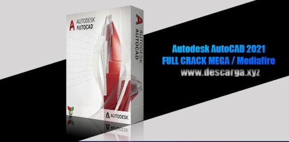 Autodesk AutoCAD 2021 Full descarga MEGA Crack download, free, gratis, serial, keygen, licencia, patch, activado, activate, free, mega, mediafire