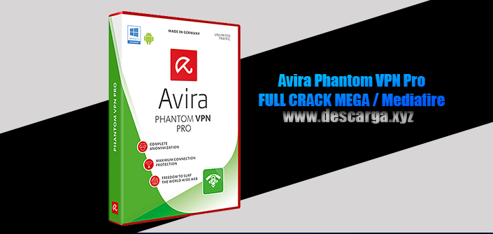 Avira Phantom VPN Pro Full descarga MEGA Crack download, free, gratis, serial, keygen, licencia, patch, activado, activate, free, mega, mediafire