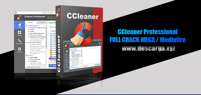 CCleaner Professional Full descarga Crack download, free, gratis, serial, keygen, licencia, patch, activado, activate, free, mega, mediafire