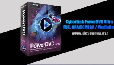 CyberLink PowerDVD Ultra Full descarga Crack download, free, gratis, serial, keygen, licencia, patch, activado, activate, free, mega, mediafire