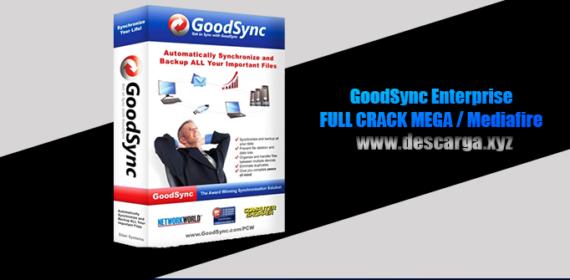 GoodSync Enterprise Full descarga MEGA Crack download, free, gratis, serial, keygen, licencia, patch, activado, activate, free, mega, mediafire