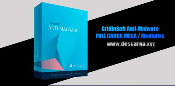 GridinSoft Anti-Malware 2019 Full descarga Crack download, free, gratis, serial, keygen, licencia, patch, activado, activate, free, mega, mediafire