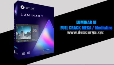 Luminar AI full crack descarga gratis mega y mediafire ultima version