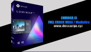 Luminar AI full crack descarga gratis mega y mediafire ultima version
