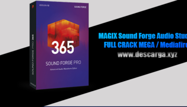 MAGIX Sound Forge Audio Studio Full descarga Crack download, free, gratis, serial, keygen, licencia, patch, activado, activate, free, mega, mediafire