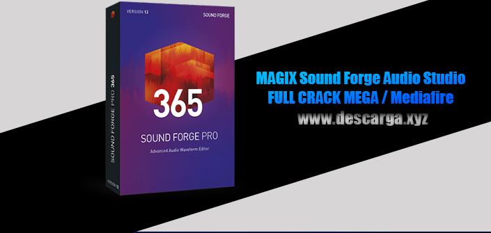 MAGIX Sound Forge Audio Studio Full descarga Crack download, free, gratis, serial, keygen, licencia, patch, activado, activate, free, mega, mediafire