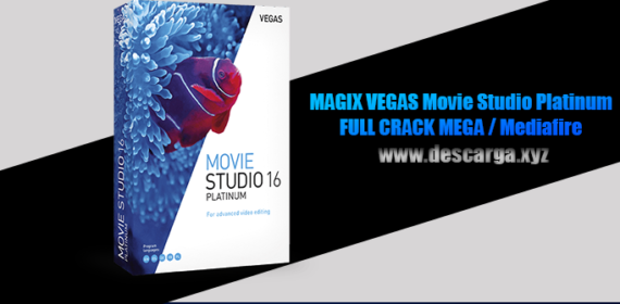 MAGIX VEGAS Movie Studio Platinum 2019 Full descarga Crack download, free, gratis, serial, keygen, licencia, patch, activado, activate, free, mega, mediafire