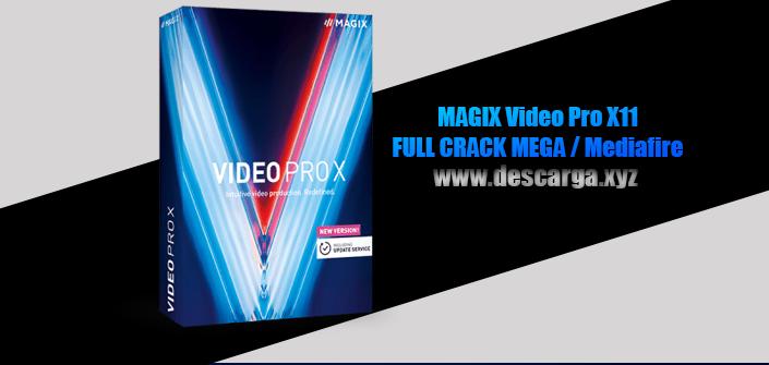 MAGIX Video Pro X11 Full descarga Crack download, free, gratis, serial, keygen, licencia, patch, activado, activate, free, mega, mediafire