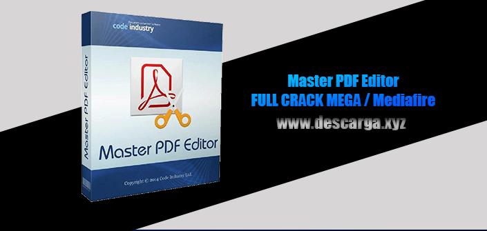 Master PDF Editor Full descarga Crack download, free, gratis, serial, keygen, licencia, patch, activado, activate, free, mega, mediafire