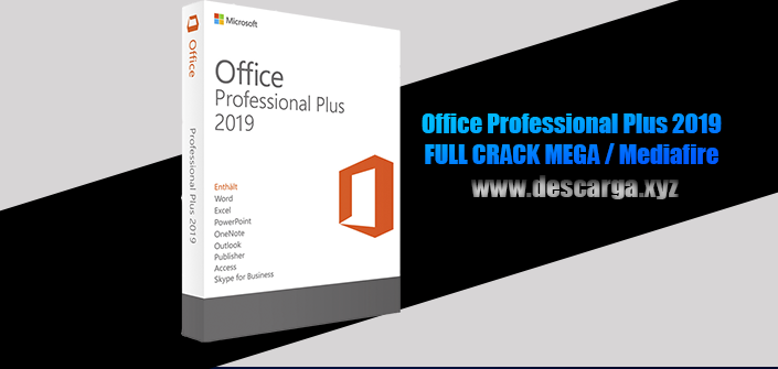 Office Professional Plus 2019 Full 2021 Mega