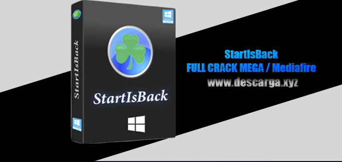 StartIsBack Full descarga Crack download, free, gratis, serial, keygen, licencia, patch, activado, activate, free, mega, mediafire