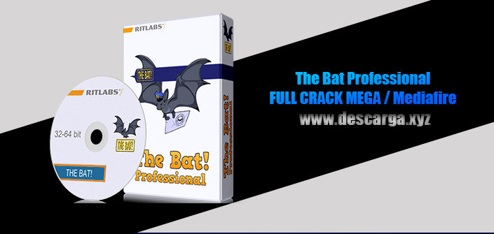 The Bat Professional Full descarga Crack download, free, gratis, serial, keygen, licencia, patch, activado, activate, free, mega, mediafire