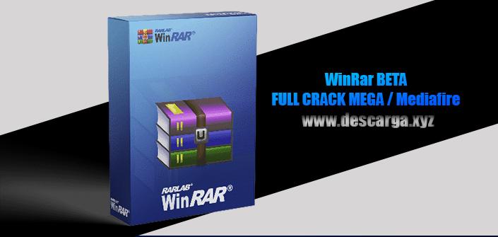 WinRar BETA Full descarga Crack download, free, gratis, serial, keygen, licencia, patch, activado, activate, free, mega, mediafire