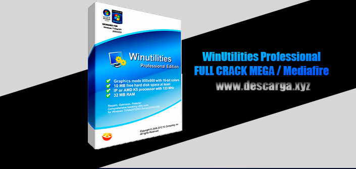 WinUtilities Professional Full descarga Crack download, free, gratis, serial, keygen, licencia, patch, activado, activate, free, mega, mediafire