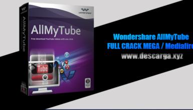 Wondershare AllMyTube Full descarga Crack download, free, gratis, serial, keygen, licencia, patch, activado, activate, free, mega, mediafire