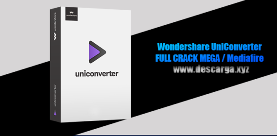 Wondershare UniConverter Full descarga MEGA Crack download, free, gratis, serial, keygen, licencia, patch, activado, activate, free, mega, mediafire