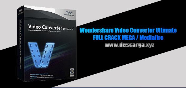 Wondershare Video Converter Ultimate Full descarga MEGA Crack download, free, gratis, serial, keygen, licencia, patch, activado, activate, free, mega, mediafire