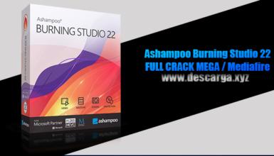 Ashampoo Burning Studio 22 Full descarga Crack download, free, gratis, serial, keygen, licencia, patch, activado, activate, free, mega, mediafire