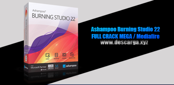 Ashampoo Burning Studio 22 Full descarga Crack download, free, gratis, serial, keygen, licencia, patch, activado, activate, free, mega, mediafire