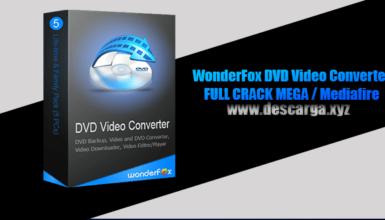 WonderFox DVD Video Converter Full Portable descarga Crack download, free, gratis, serial, keygen, licencia, patch, activado, activate, free, mega, mediafire