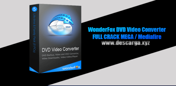WonderFox DVD Video Converter Full Portable descarga Crack download, free, gratis, serial, keygen, licencia, patch, activado, activate, free, mega, mediafire